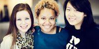 mun luminus alumni engagement women smiling