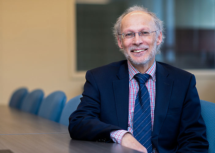 Dr. Neil Bose PHOTO: Rich Blenkinsopp