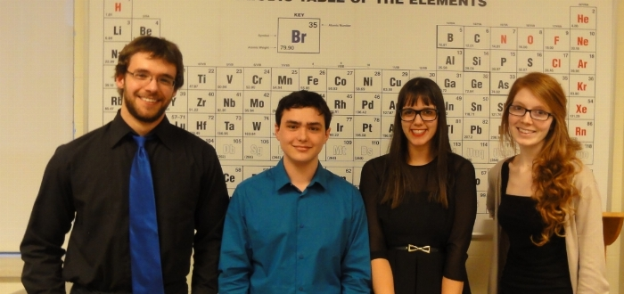 Chemistry Honours Students