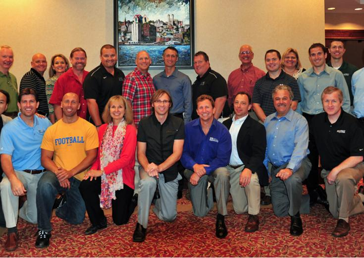 Thera-Band Academy at the 2012 meeting in St. John's, NL