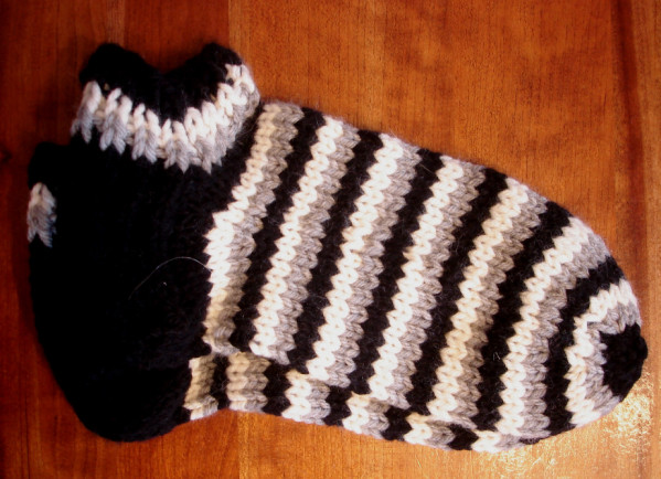 Woolen Socks Knitting Pattern : Intangible Cultural Heritage St. Lunaire-Griquet - Knitting