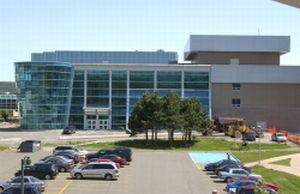 Inco Innovation Centre, St. John's campus of Memorial University