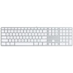 Image or icon of product: Apple Keyboard w/keypad