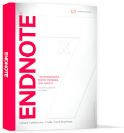 Image or icon of product: Thomson Reuters - Endnote