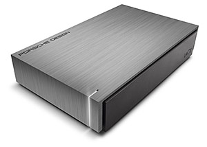 Image or icon of product: Lacie 4TB Desktop Hard Drive