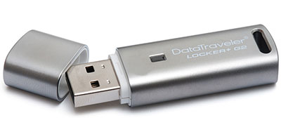 Image or icon of product: Encrypted Flash Drive - 8GB