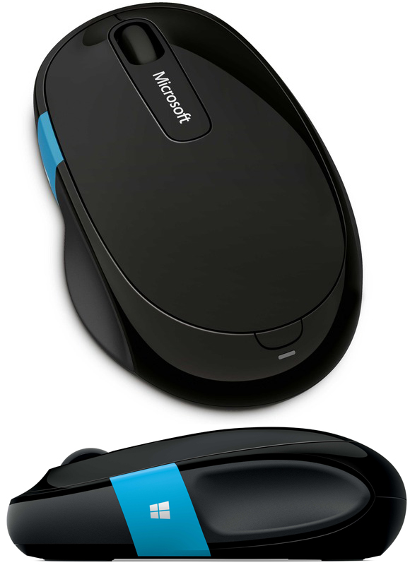 Image or icon of product: Microsoft Sculpt Comfort Mouse - BlueTooth