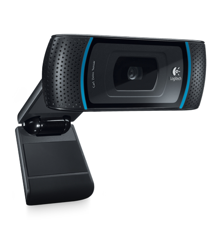 Image or icon of product: Logitech Webcam B910