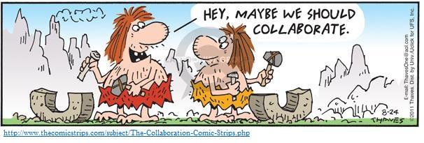 Collaboration…