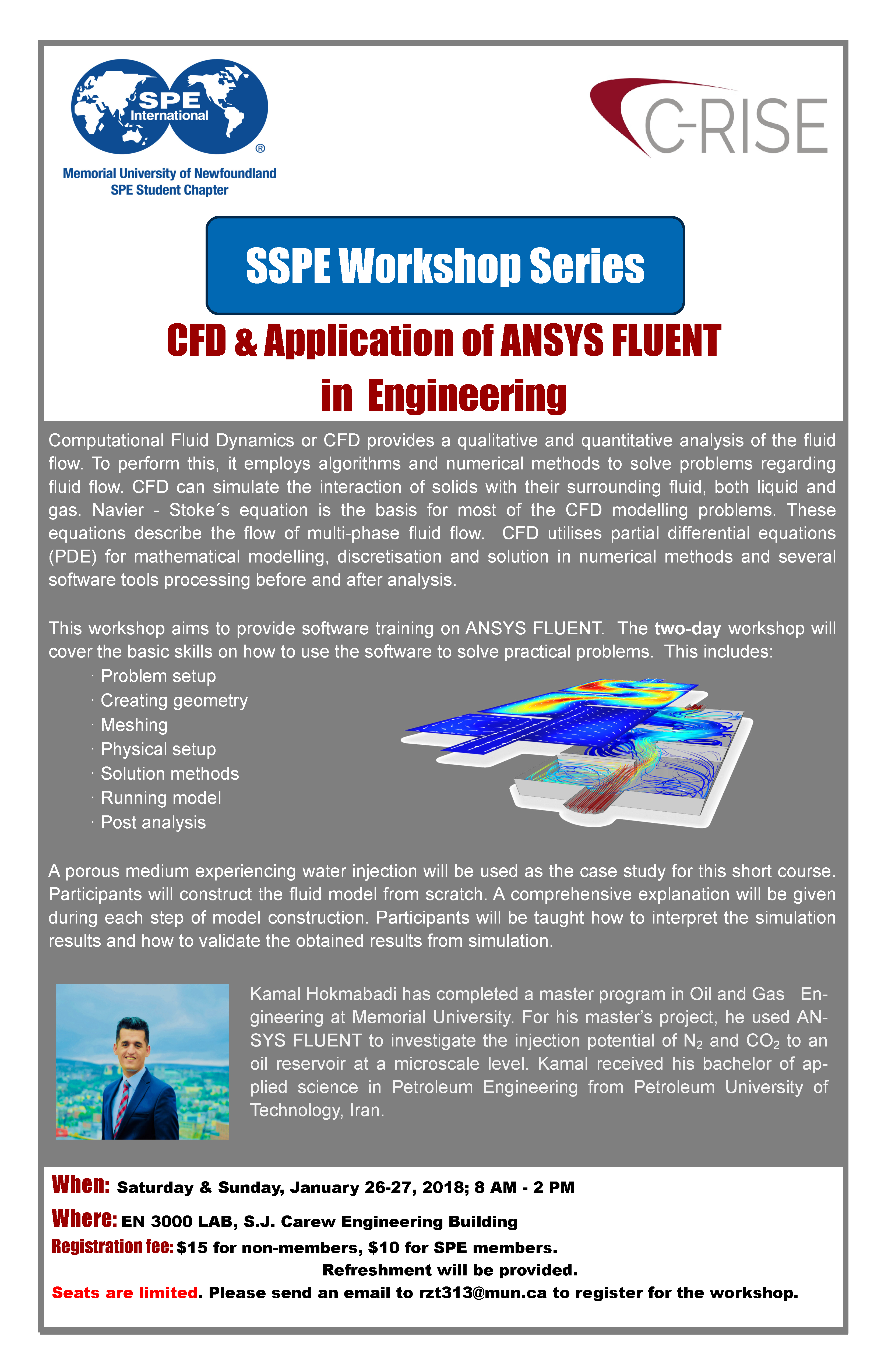 CFD & Application of ANSYS Fluent in Engineering | Student Society
